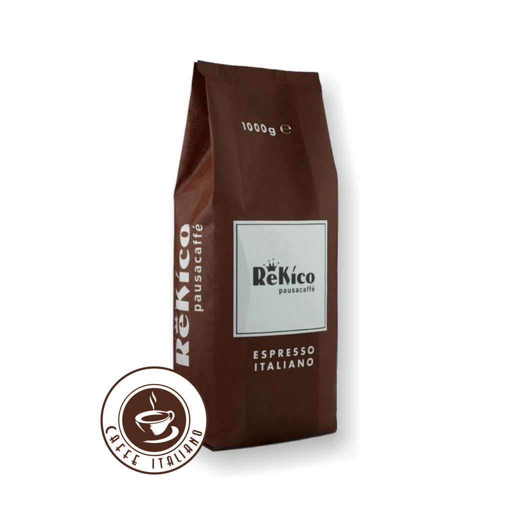 Rekico Quality 1kg zrnková káva