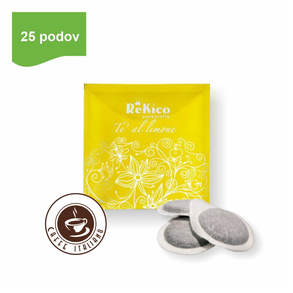 ReKico LEMON TEA čierny čaj e.s.e. pod 25ks