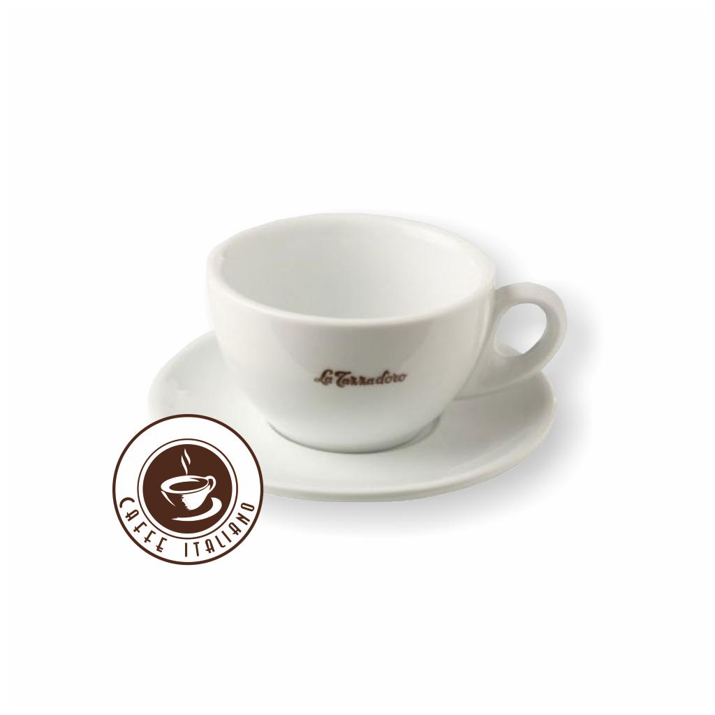 La Tazza d'Oro šálka Cappuccino 147 ml