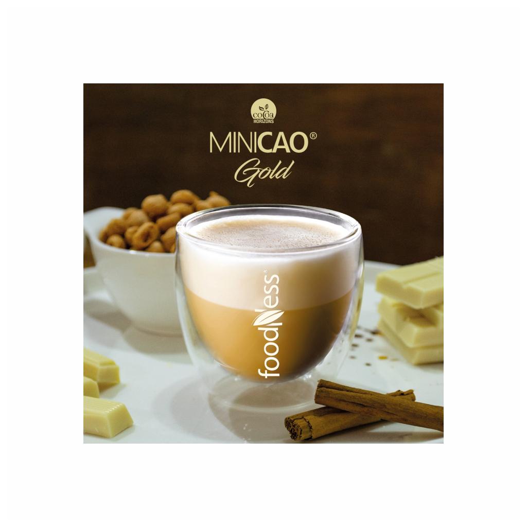 minicao gold dolce gusto 10ks foodness zdravý teplý nápoj caffeitaliano