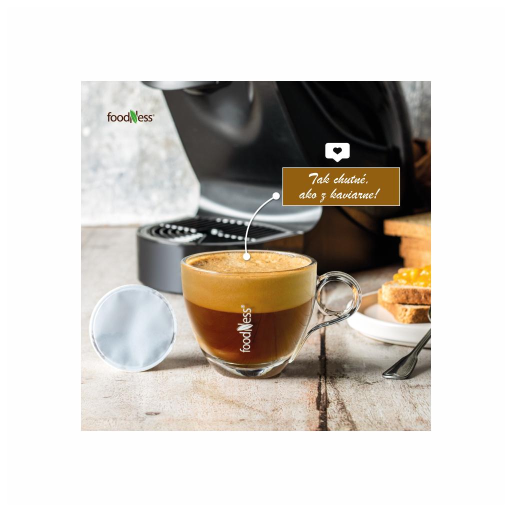 sojové cappuccino dolce gusto 10ks foodness zdravý teplý nápoj caffeitaliano