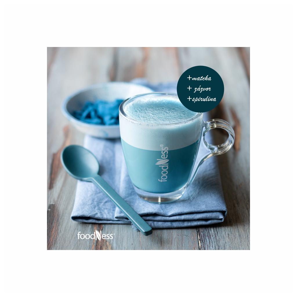 unicorn latte dolce gusto 10ks foodness zdravý teplý nápoj caffeitaliano