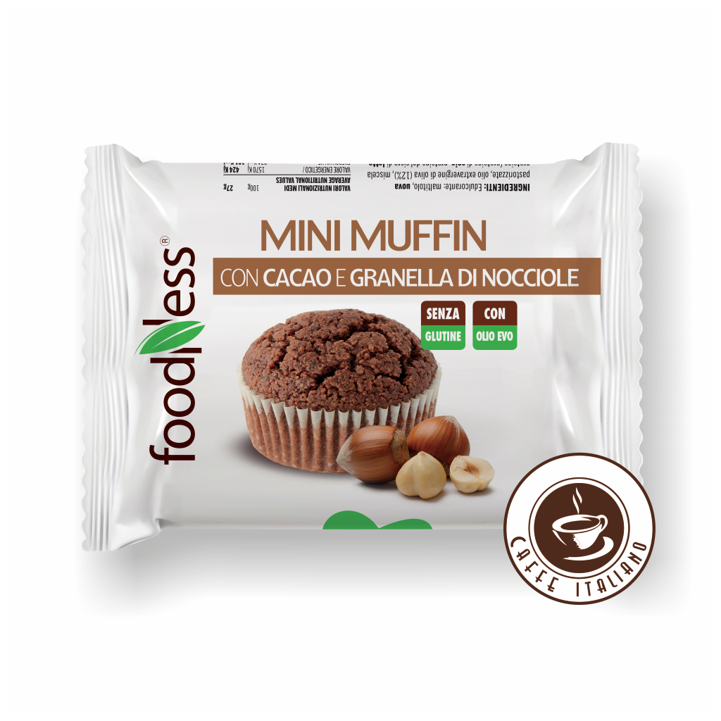 Čokoládový mini Muffin 30g