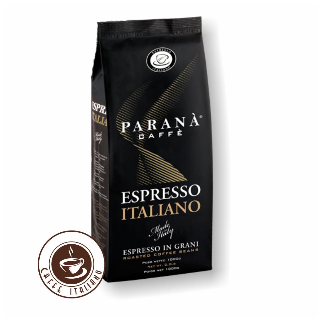 Paraná Espresso Italiano 1kg zrnková káva