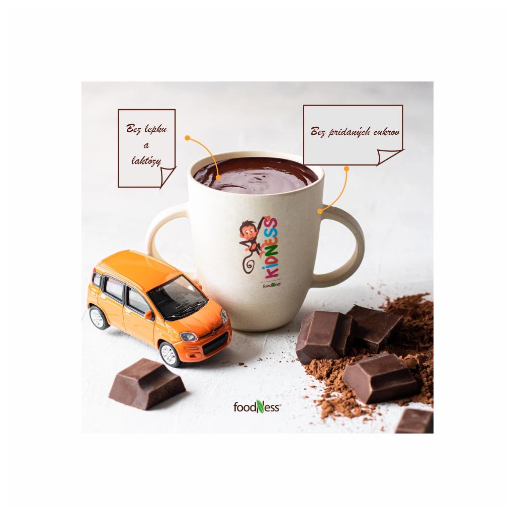 čokoladove latte pre deti dolce gusto 50ks foodness zdravý teplý nápoj caffeitaliano
