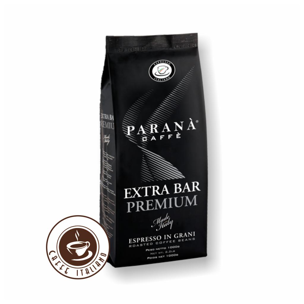 Paraná Extra Bar Premium 1kg zrnková káva