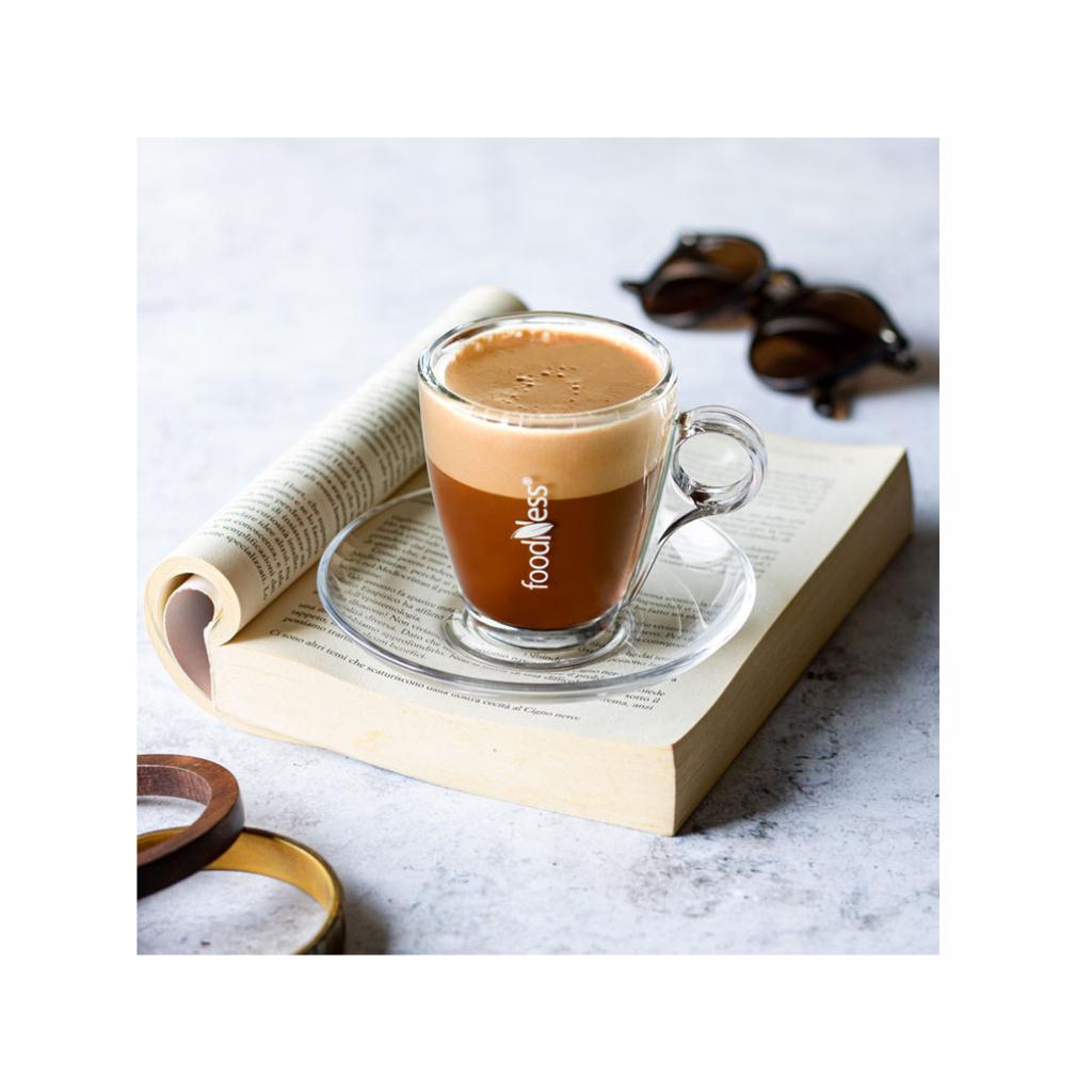 Macaccino Lavazza A Modo Mio foodness zdravý nápoj caffeitaliano