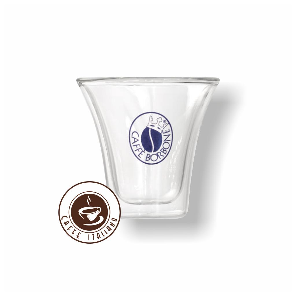 Borbone pohár sklo