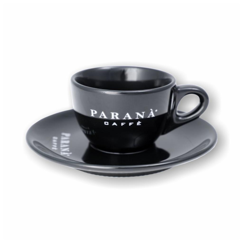 Paraná Cappuccino šálka s podšálkou