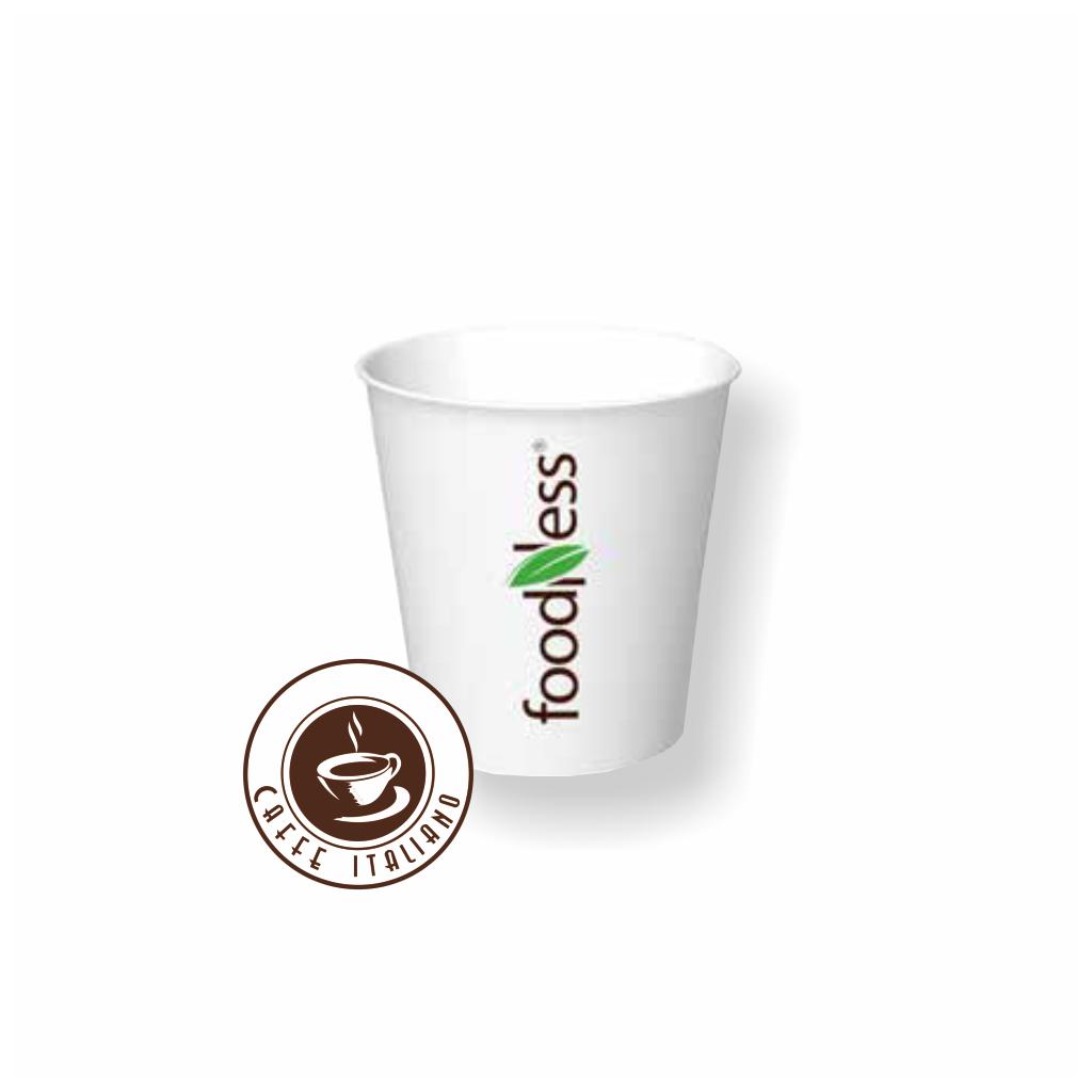Papierový pohár Foodness