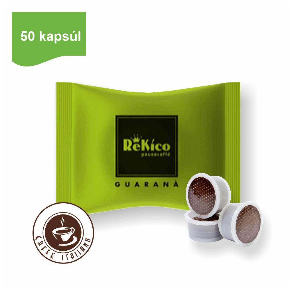 Rekico kávové kapsule point Guarana 50ks
