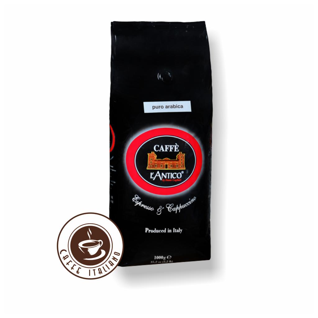 L'Antico Nero 1kg zrnková káva