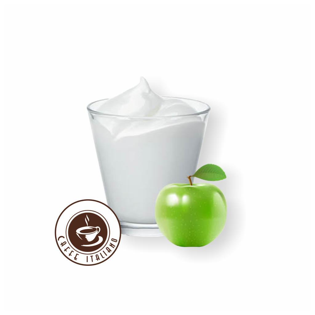 Zelené jablko Sorbet 1kg