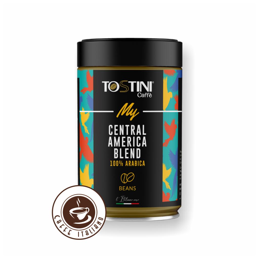 Zrnková káva Tostini Micela America 250g dóza