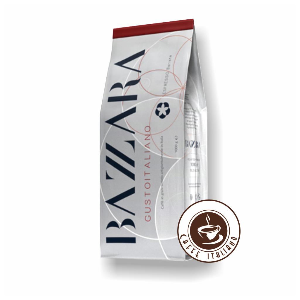 Bazzara Gusto Italiano zrnková káva 1 kg