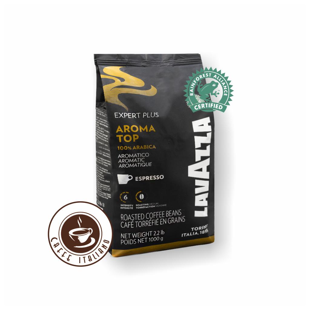 Lavazza Expert Aroma Top 1 kg zrnková káva
