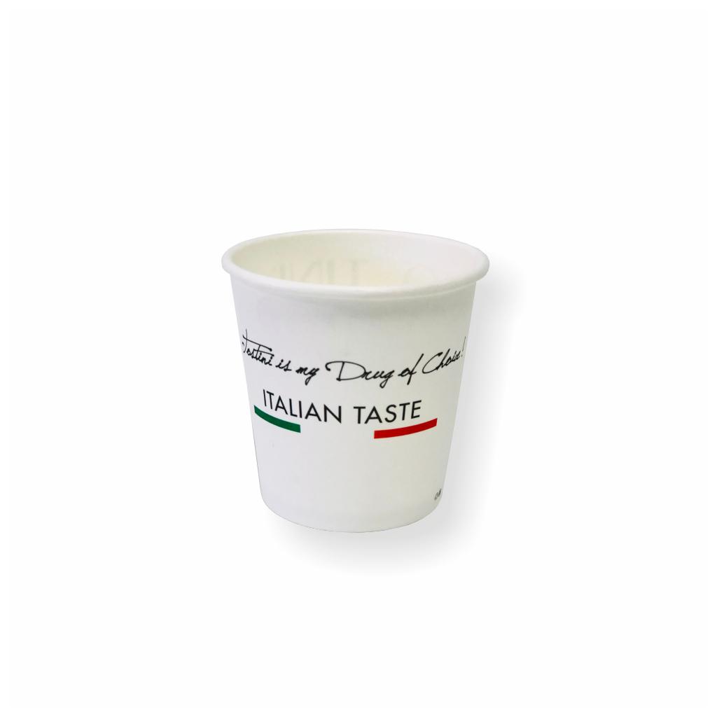 Tostini papierový pohár Lungo 240ml 50ks