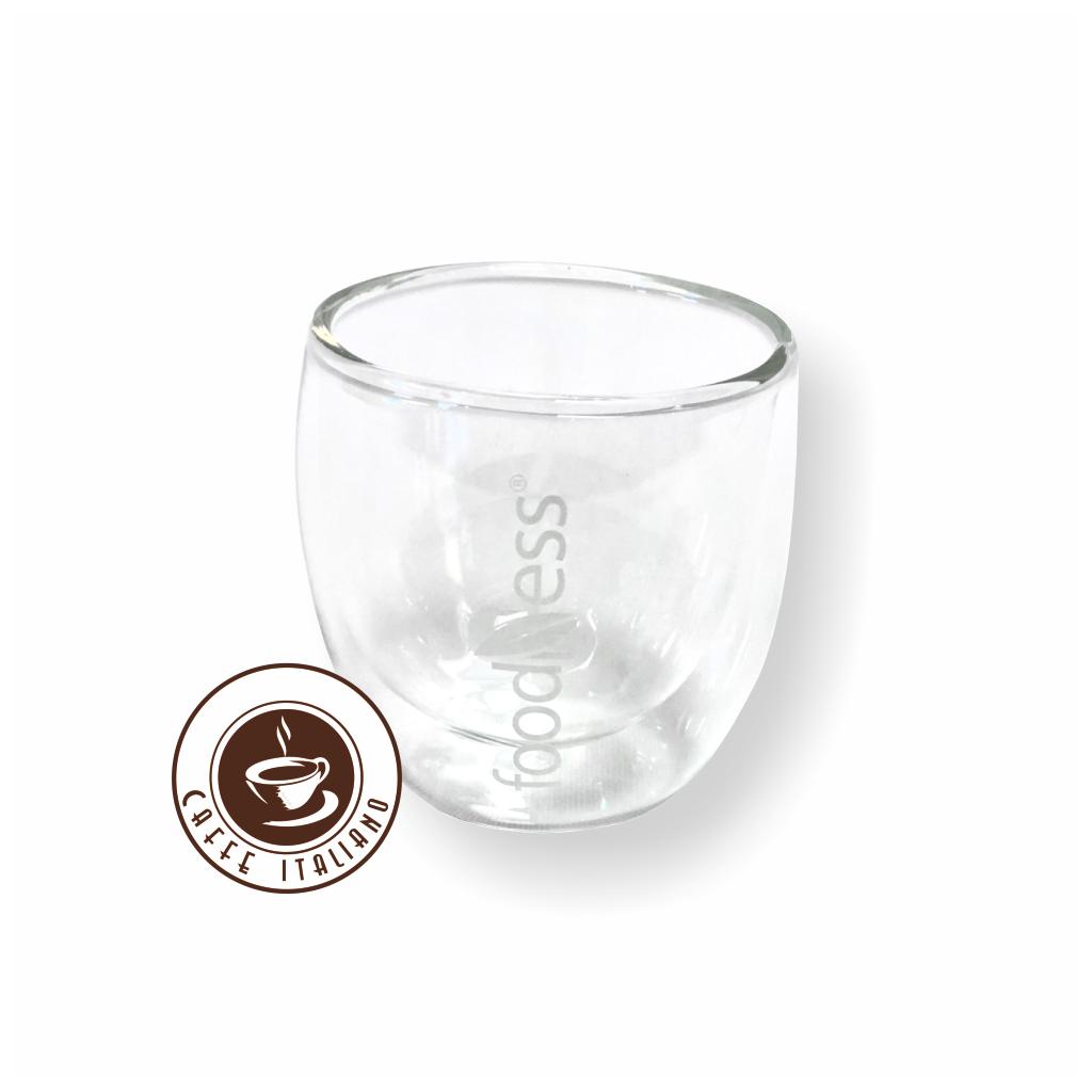 Sklenený pohár Minicao 100ml