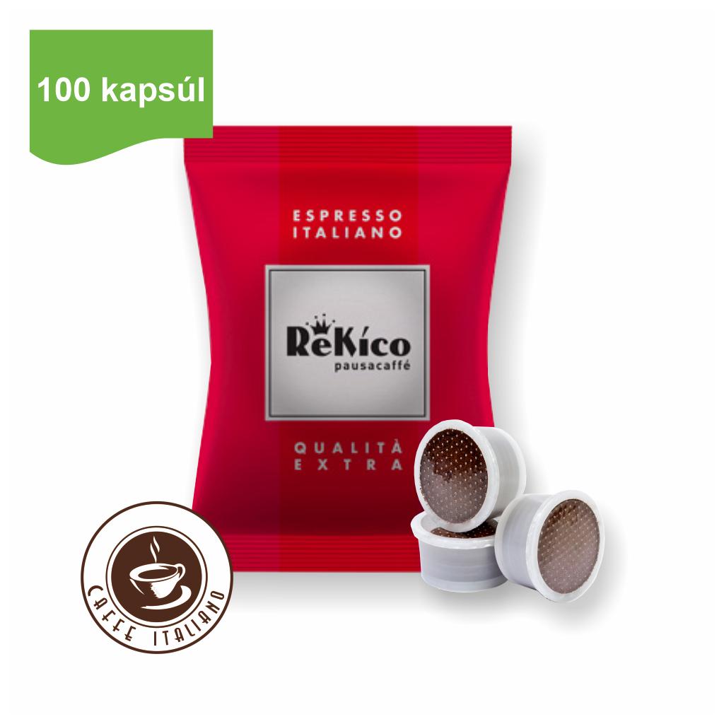 Rekico kávové kapsule point ESPRESSO EXTRA 100ks