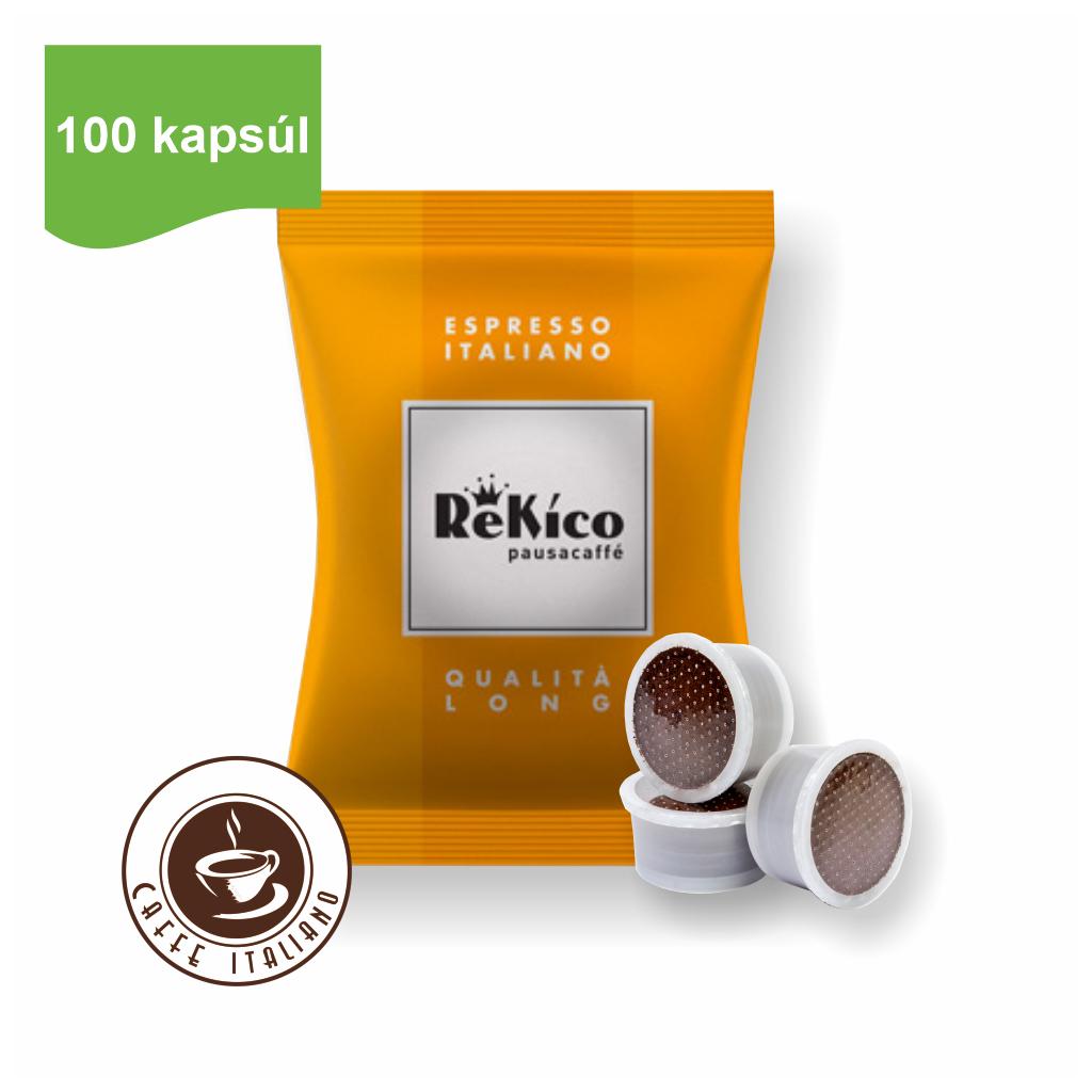 rekico kavove kapsule point caffe long arabica 100ks logo caffeitaliano