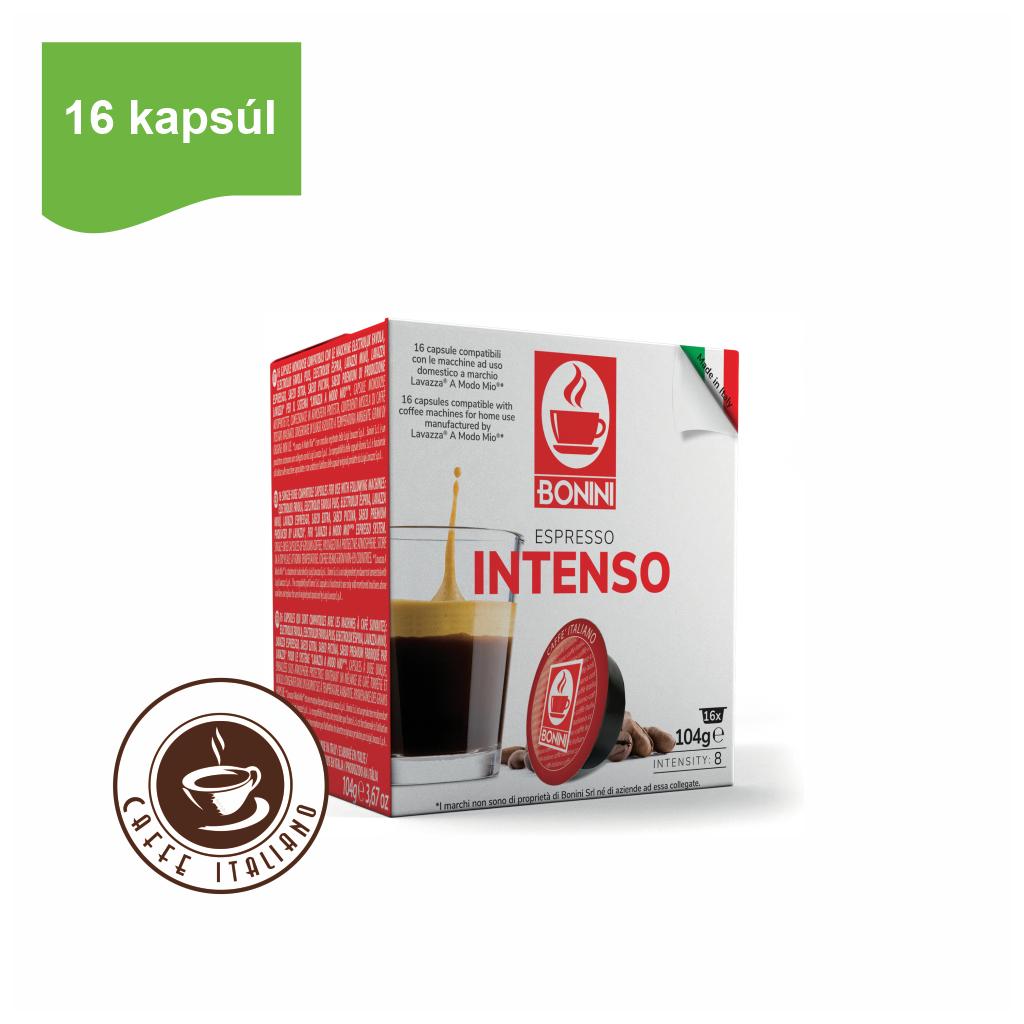 Kapsule Lavazza® A Modo Mio® Bonini Intenso 16 ks