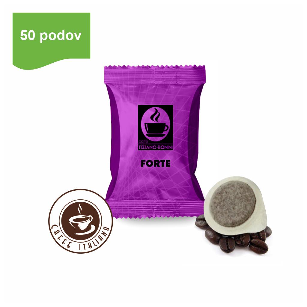 Bonini Forte E.S.E. kávové pody 50ks