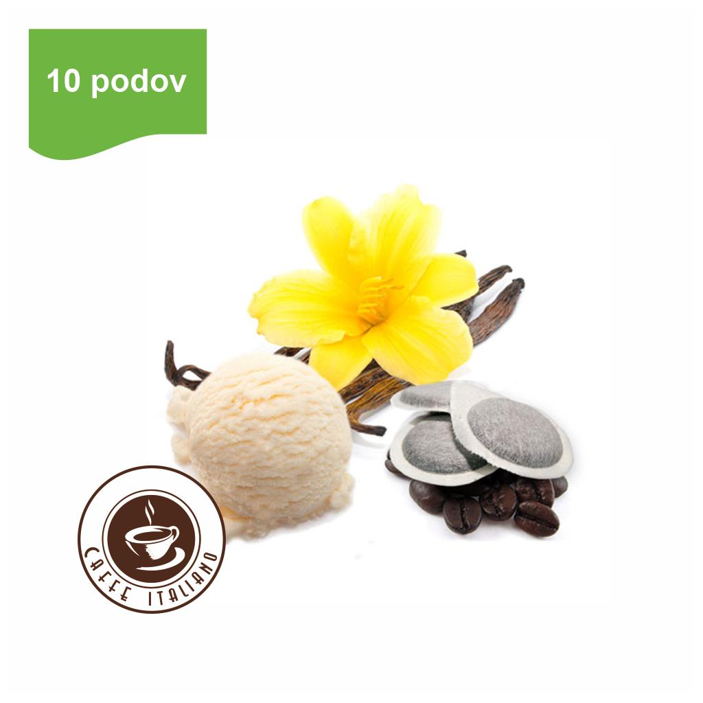 Bonini Vanilla E.S.E. kávové pody 10ks