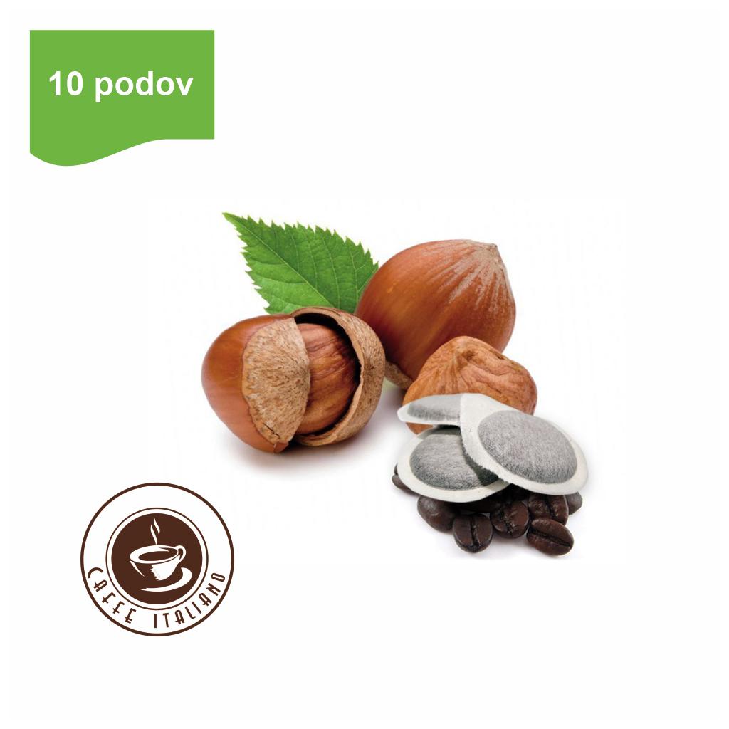 Bonini Lieskový orech E.S.E. kávové pody 10ks