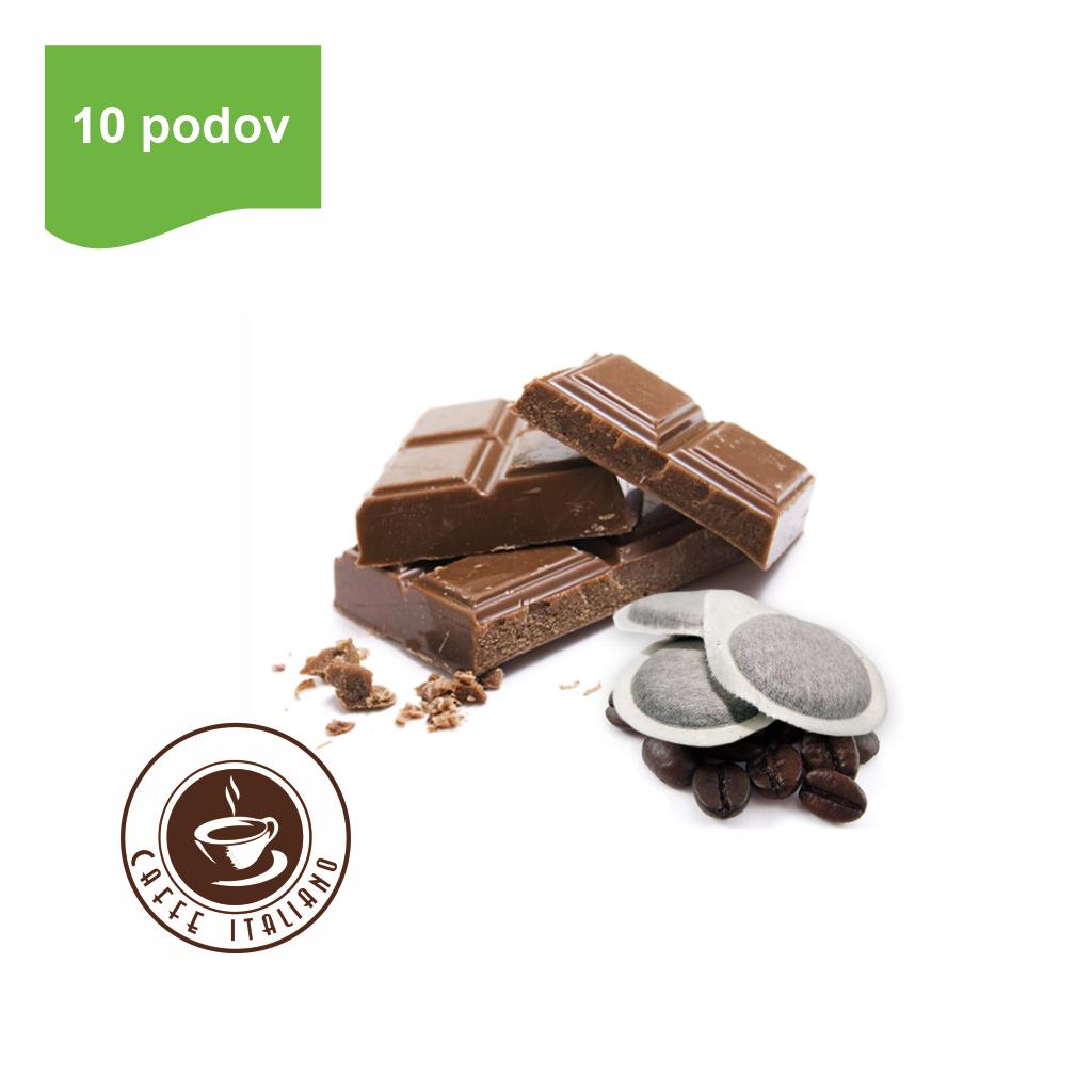 Bonini Čokoláda E.S.E. kávové pody 10ks
