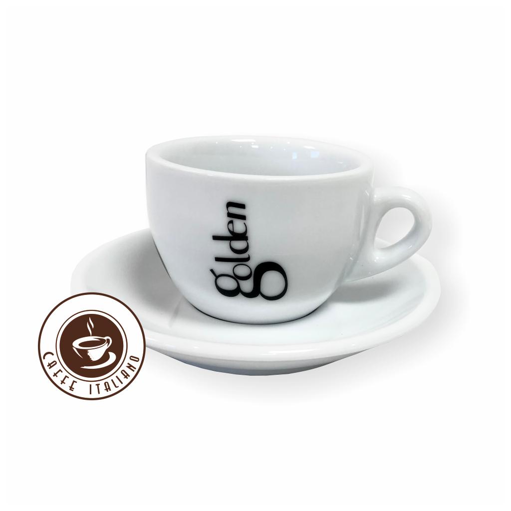 Golden Brasil šálka cappuccino 150ml