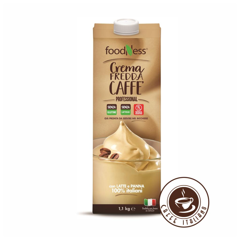 Studený mliečny kávový krém 1l