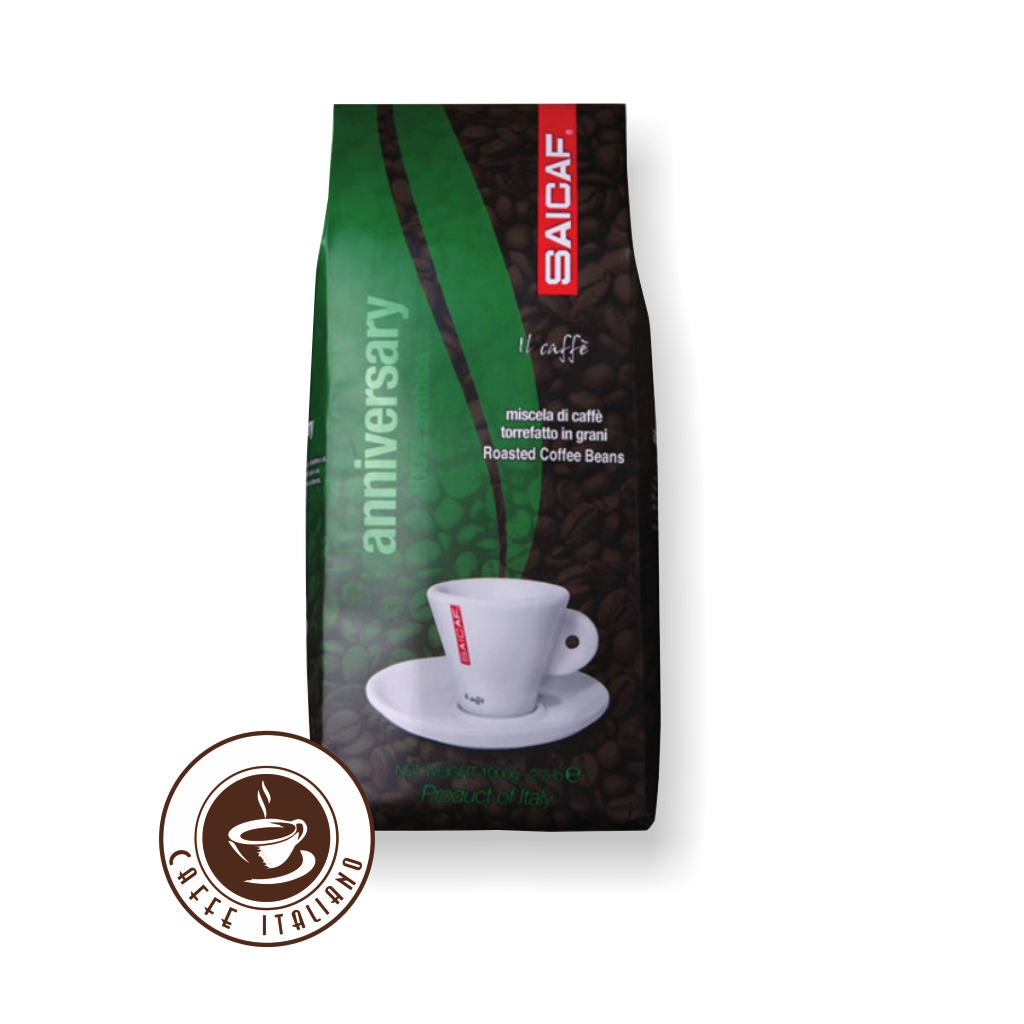 Saicaf Anniversary Verde zrnková káva 1kg