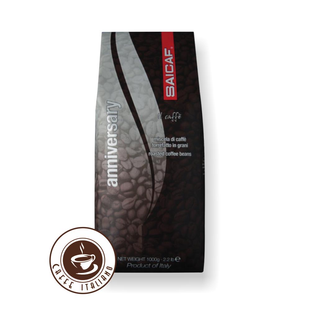 Saicaf Anniversary Bianco zrnková káva 1kg