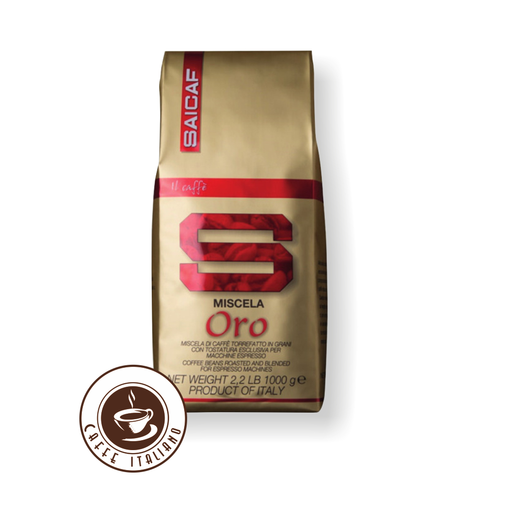 Saicaf Oro zrnková káva 1kg