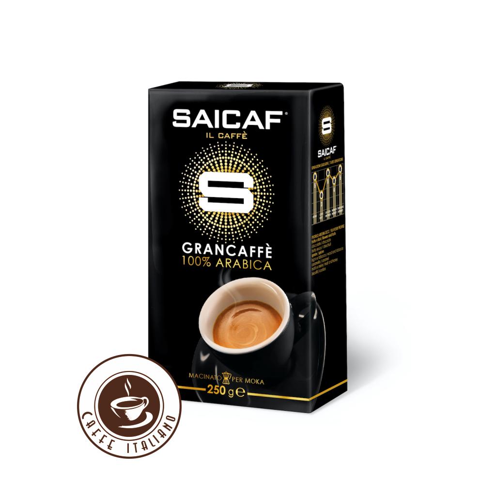 Saicaf Grancaffe 100% arabica 250g