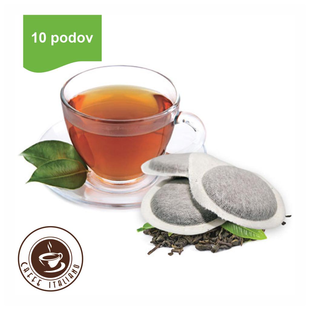 Bonini E.S.E. pody Čierny čaj 10ks