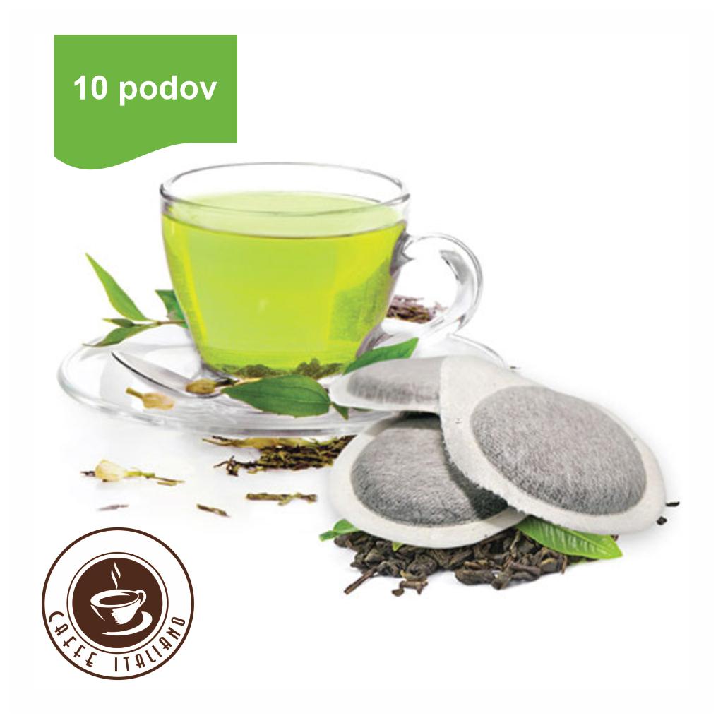 Bonini E.S.E. pody Zelený čaj 10ks