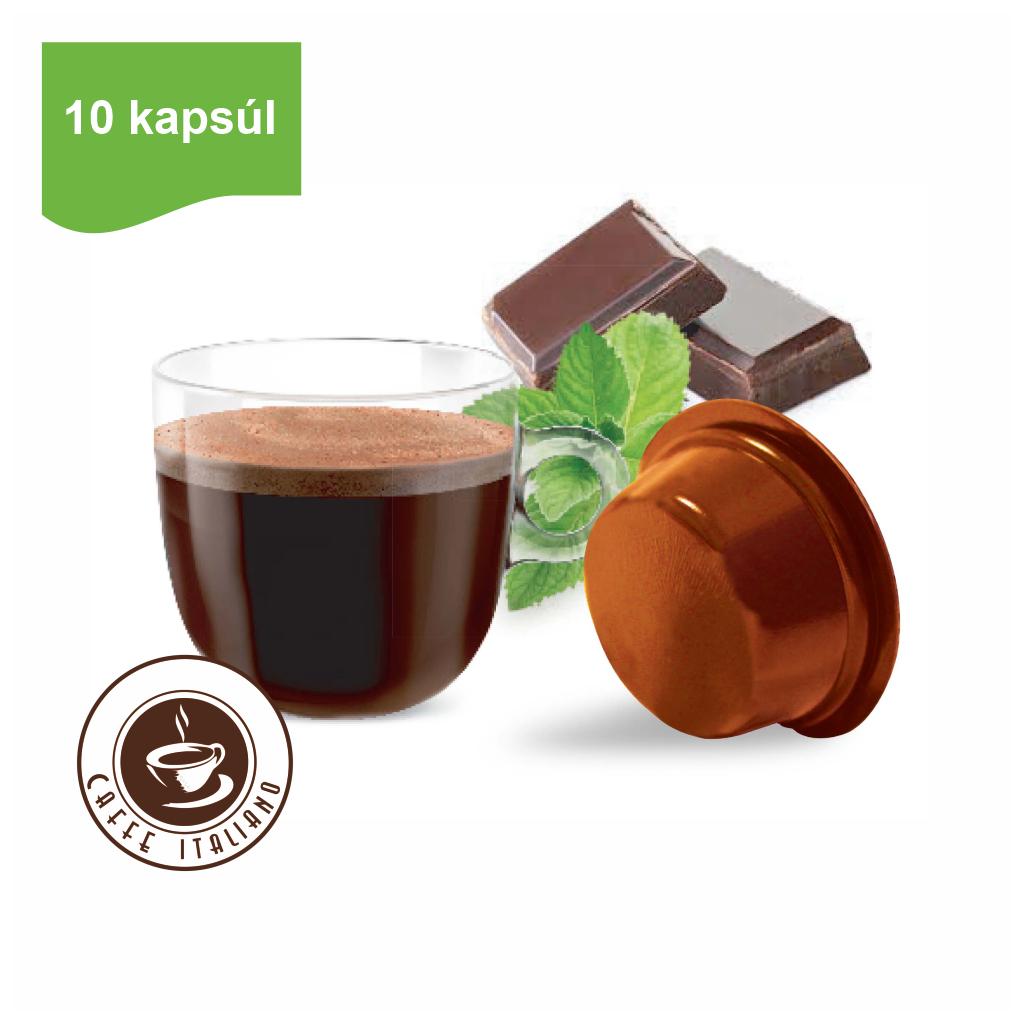 Kapsule Lavazza® A Modo Mio® Bonini Mätová čokoláda 10 ks
