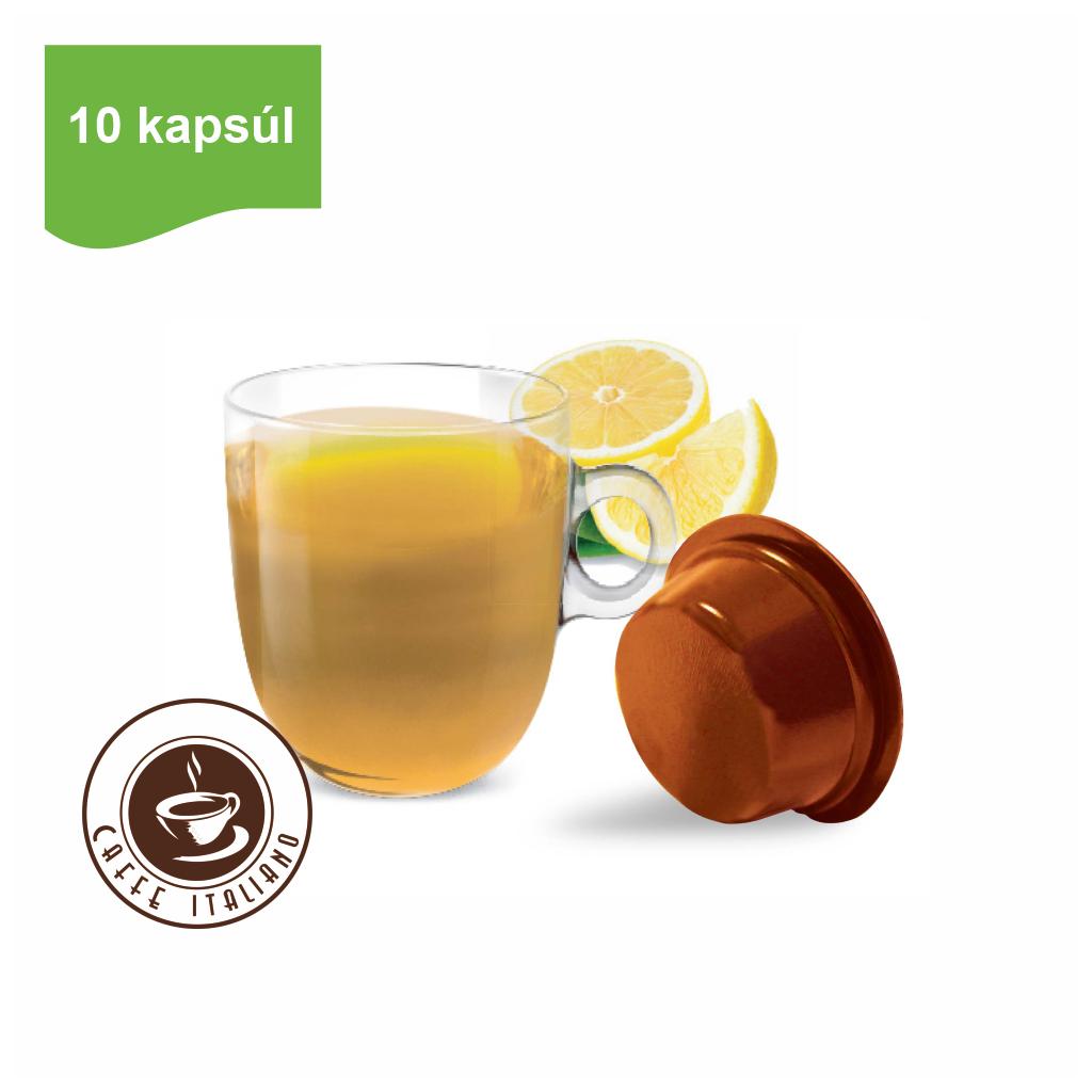 Kapsule Lavazza® A Modo Mio® Bonini Citrónový čaj 10ks