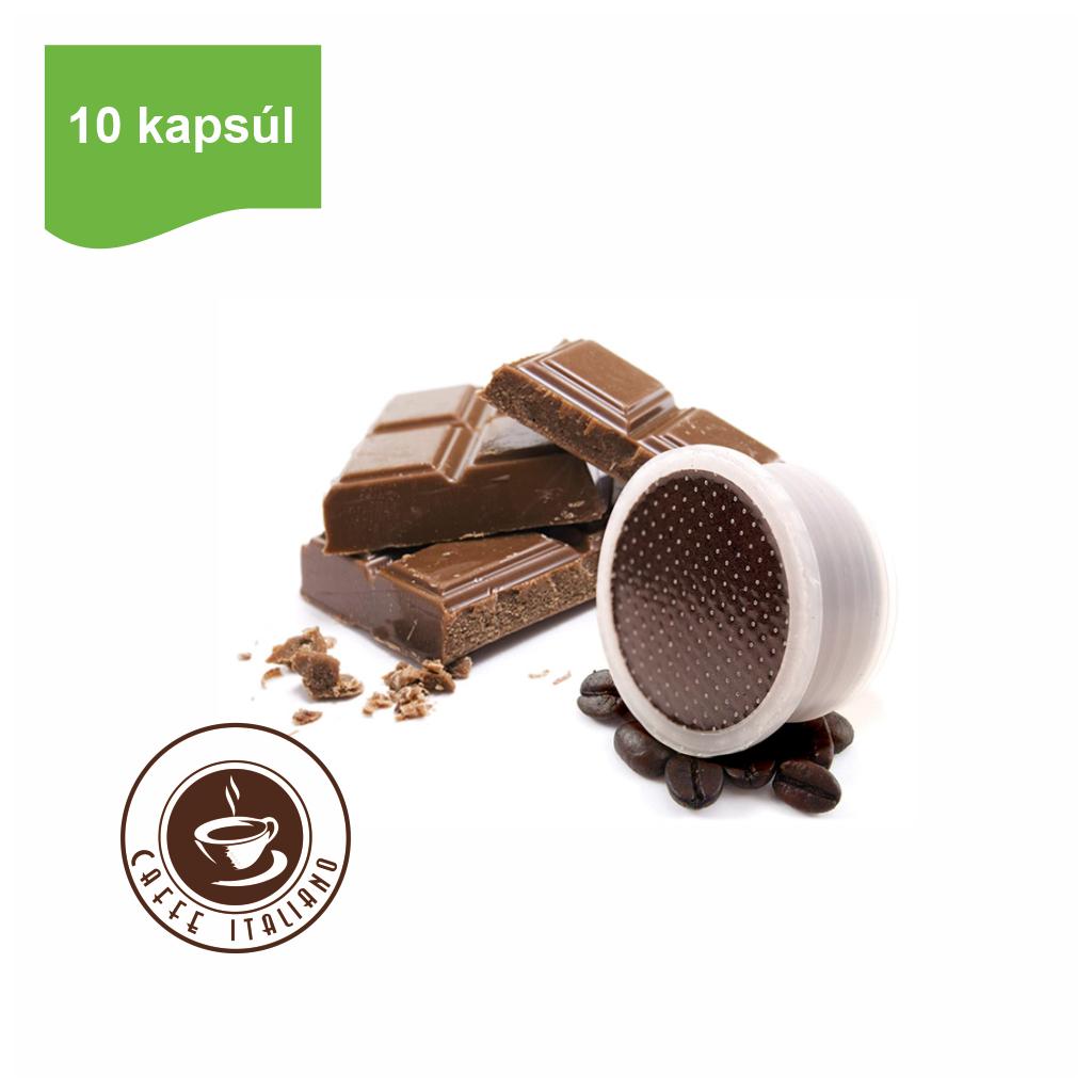 Espresso Point® Bonini Čokoláda (káva +1,2% čokoládová aróma) 10ks