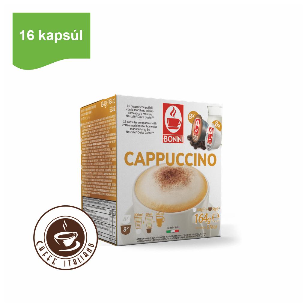 Kapsule Dolce Gusto® Bonini Cappuccino16ks