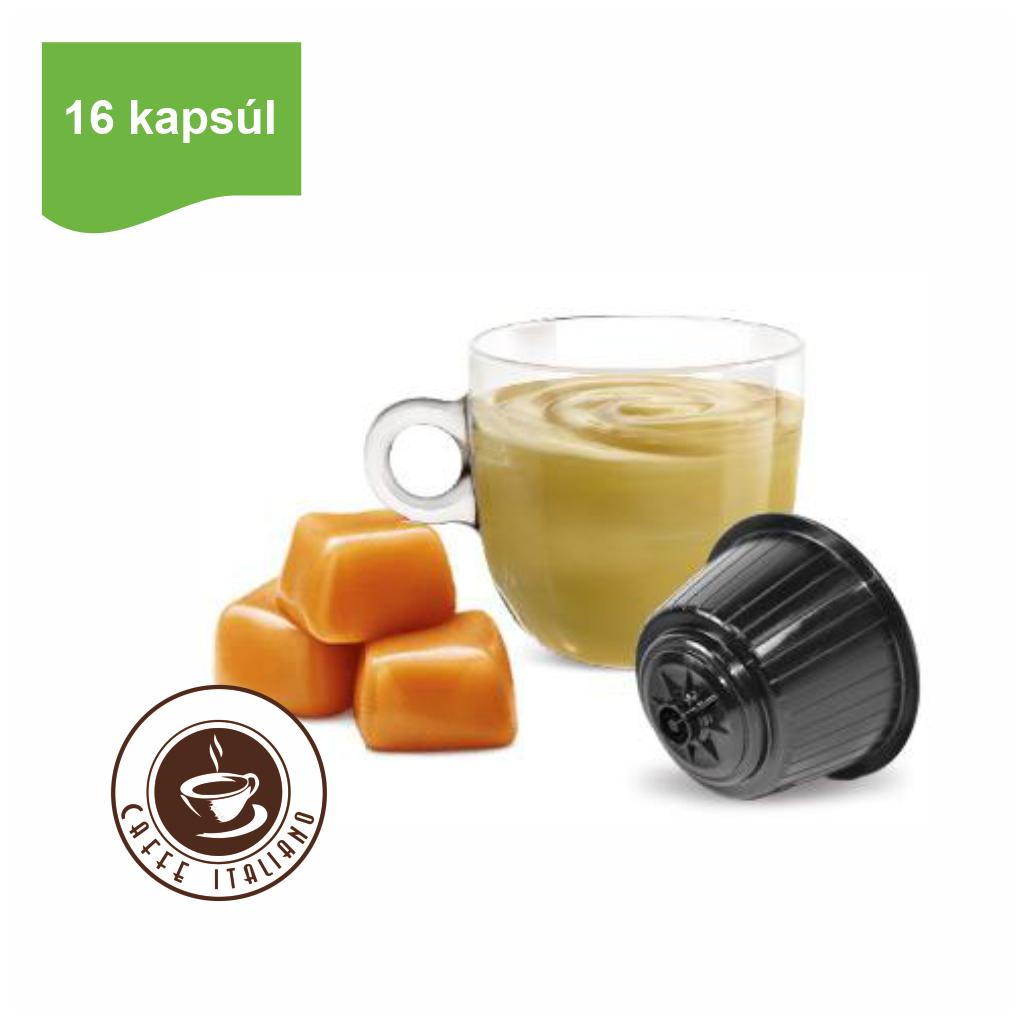 Kapsule Dolce Gusto® Bonini Karamelové Latte 16ks