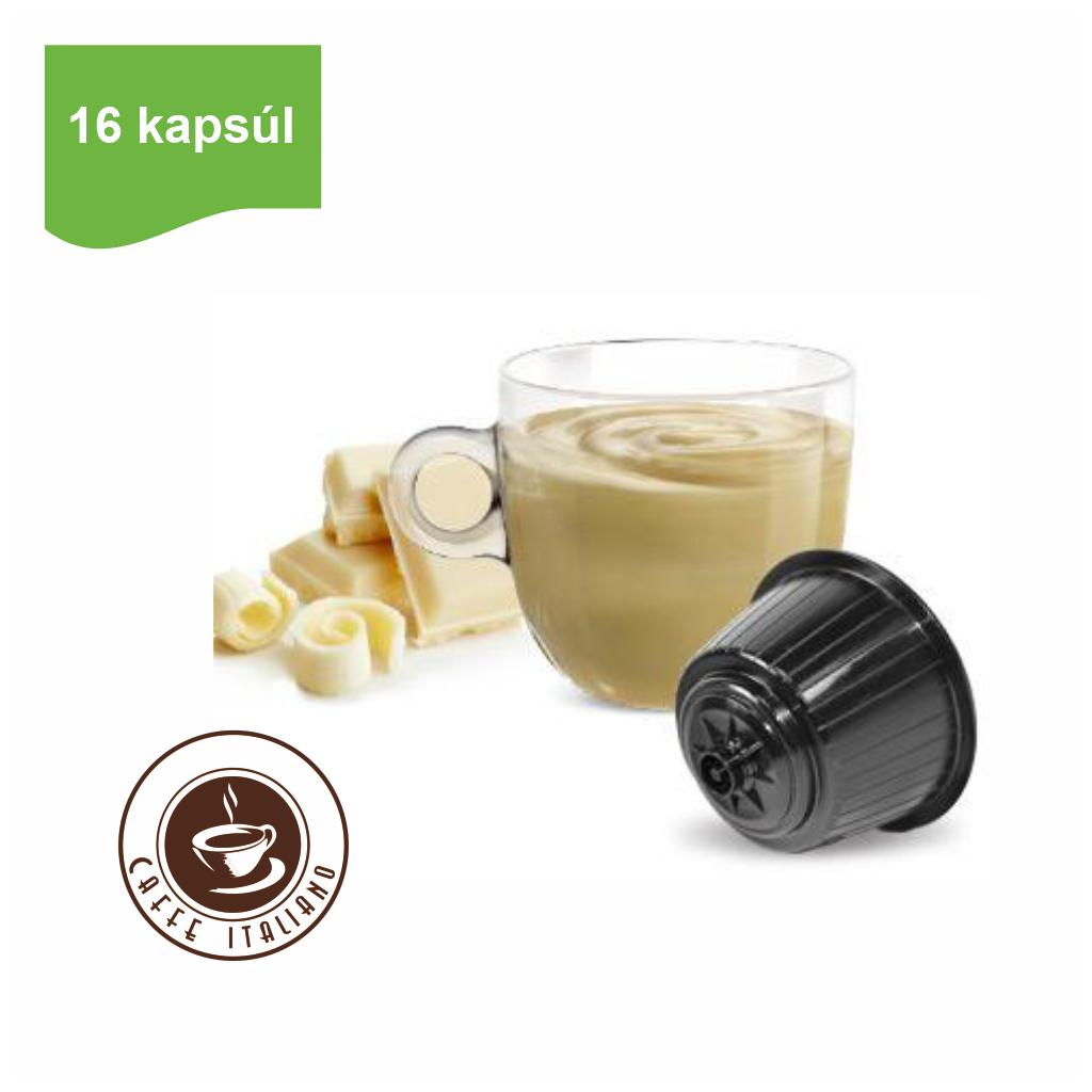 Kapsule Dolce Gusto® Bonini Biela čokoláda 16ks