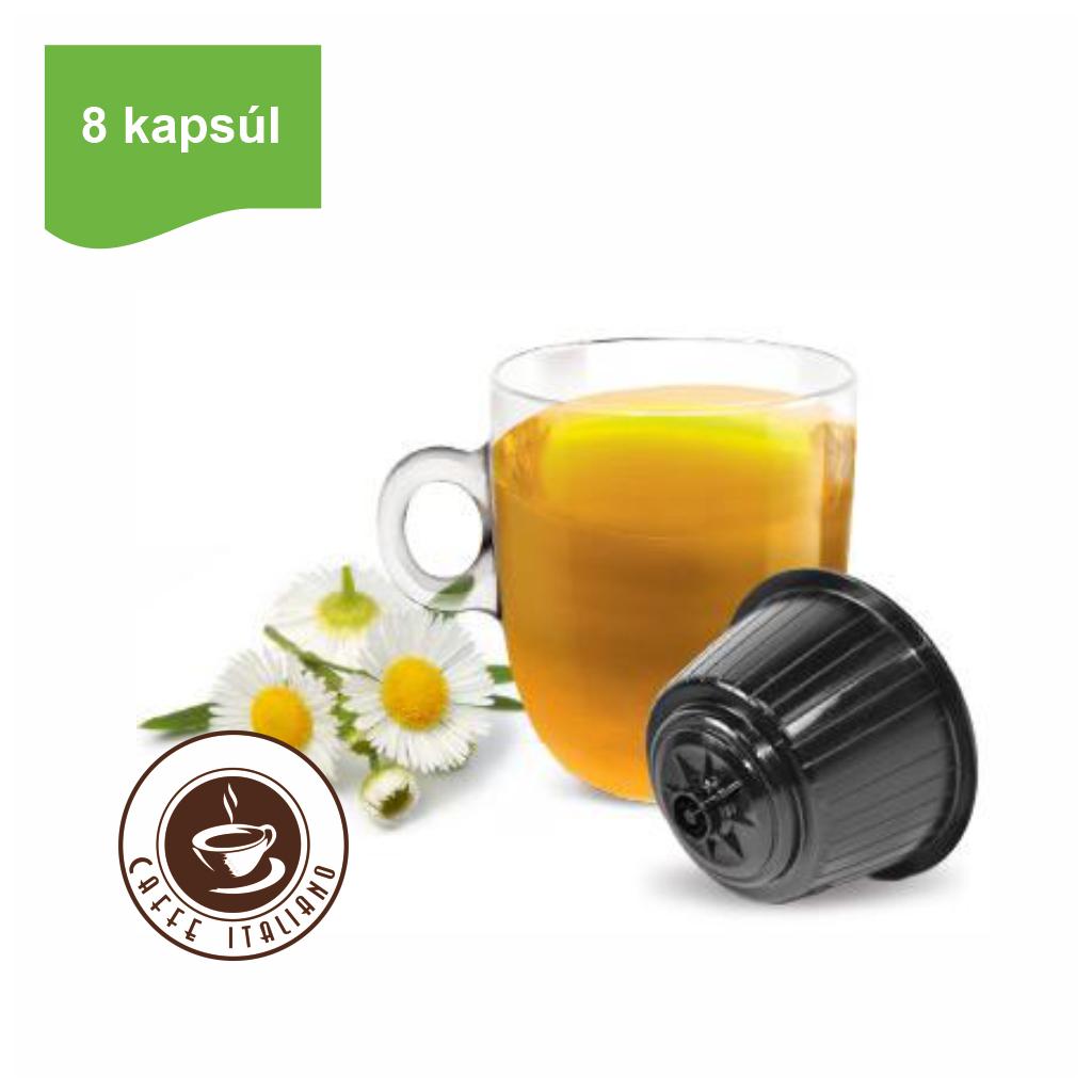 Kapsule Dolce Gusto® Bonini Harmančekový čaj 8ks