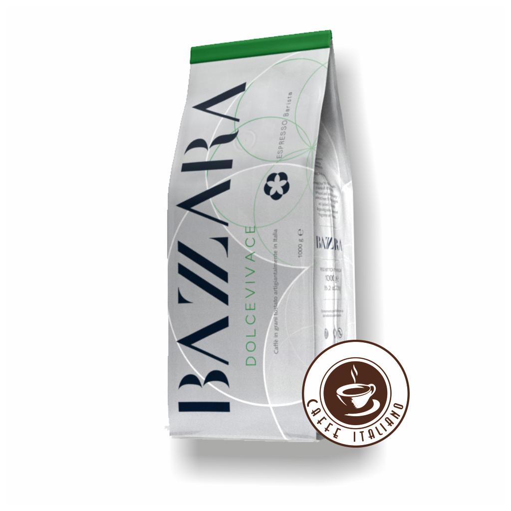 Bazzara Dolce Vivace zrnková káva 1kg