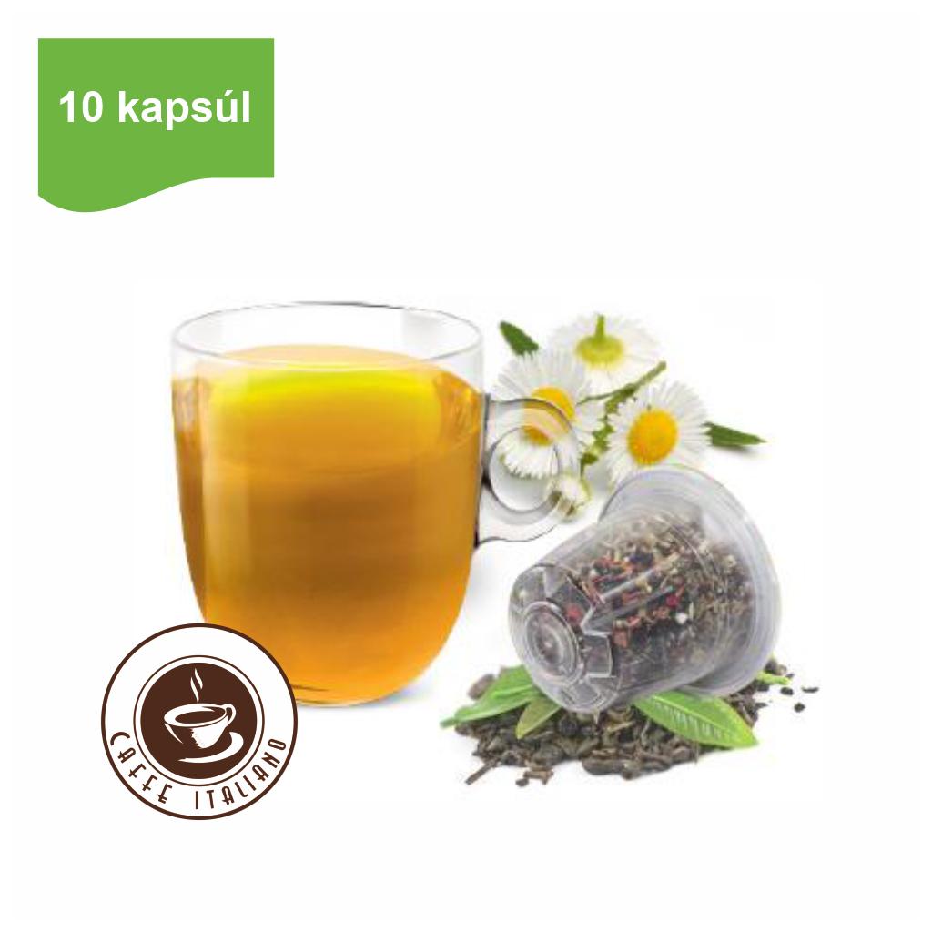 Kapsule Nespresso®Bonini Harmančekový čaj 10ks