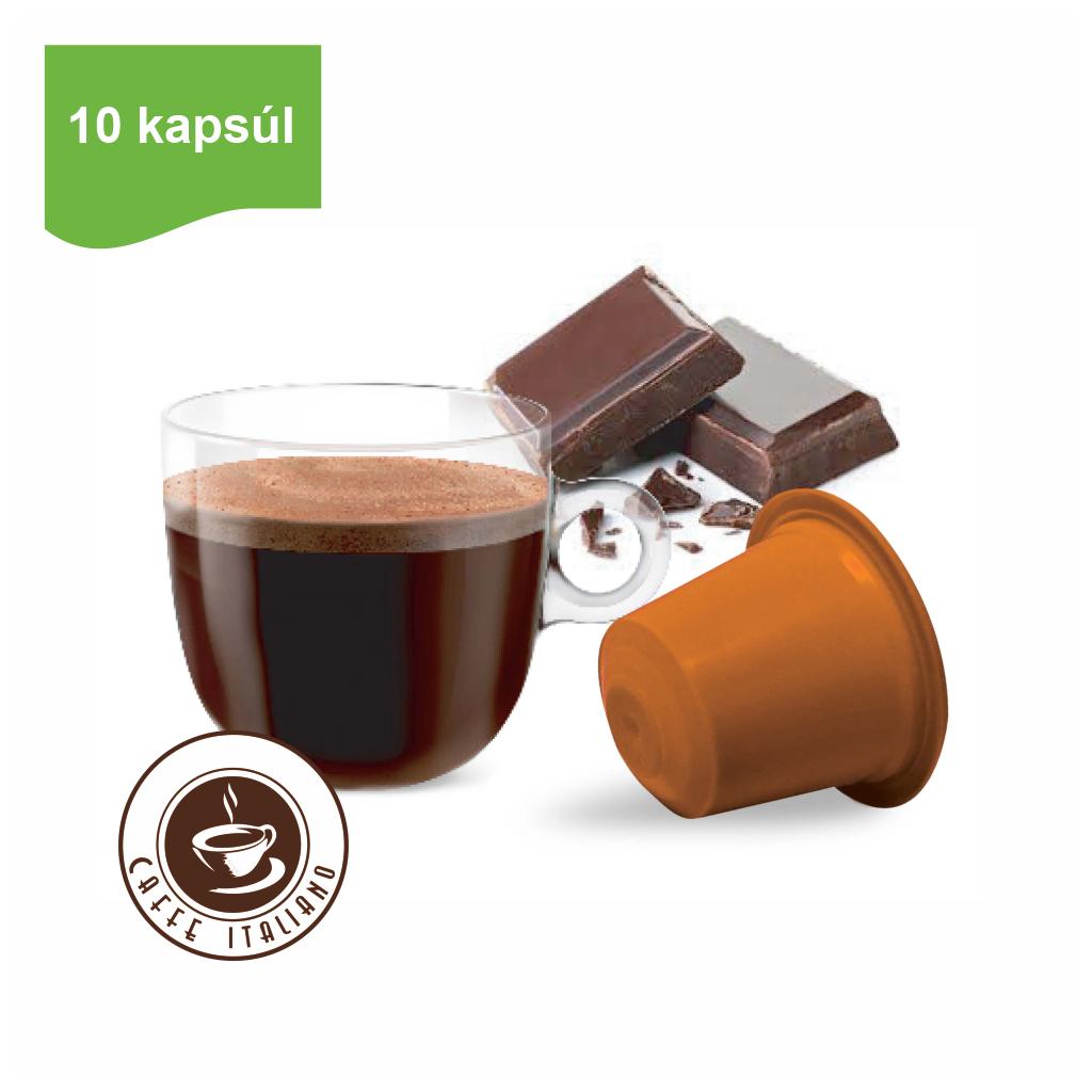 Kapsule Nespresso®Bonini Čokoláda 10ks