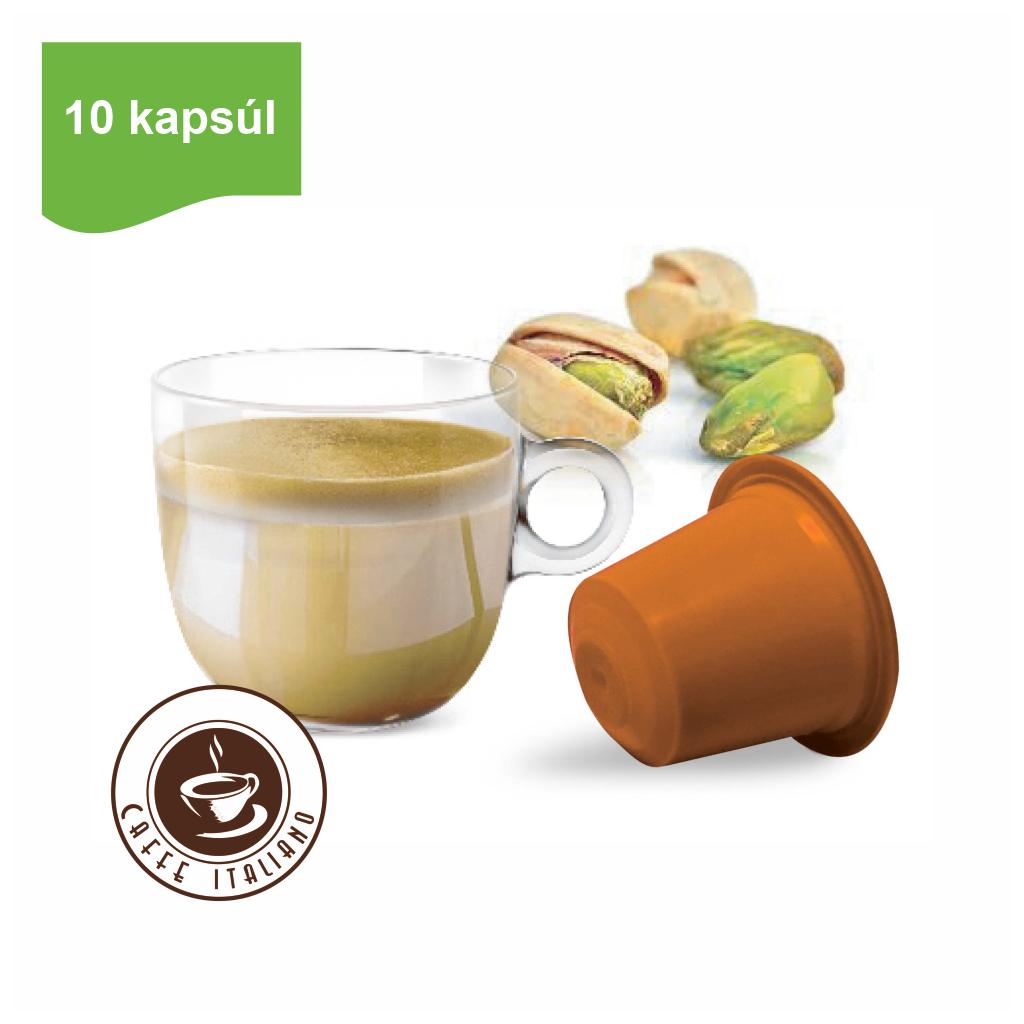 Kapsule Nespresso®Bonini Pistácie 10ks