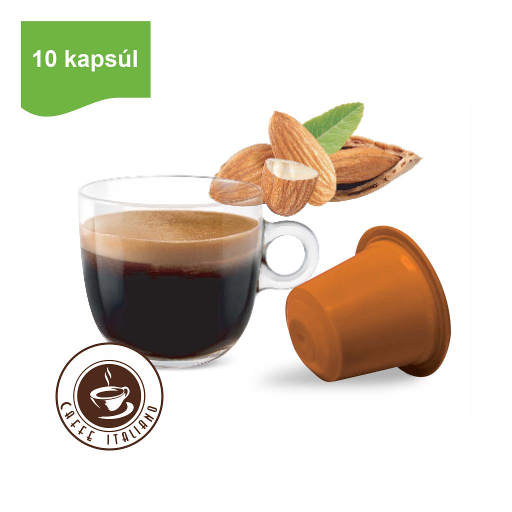 Kapsule Nespresso®Bonini Mandľa 10ks