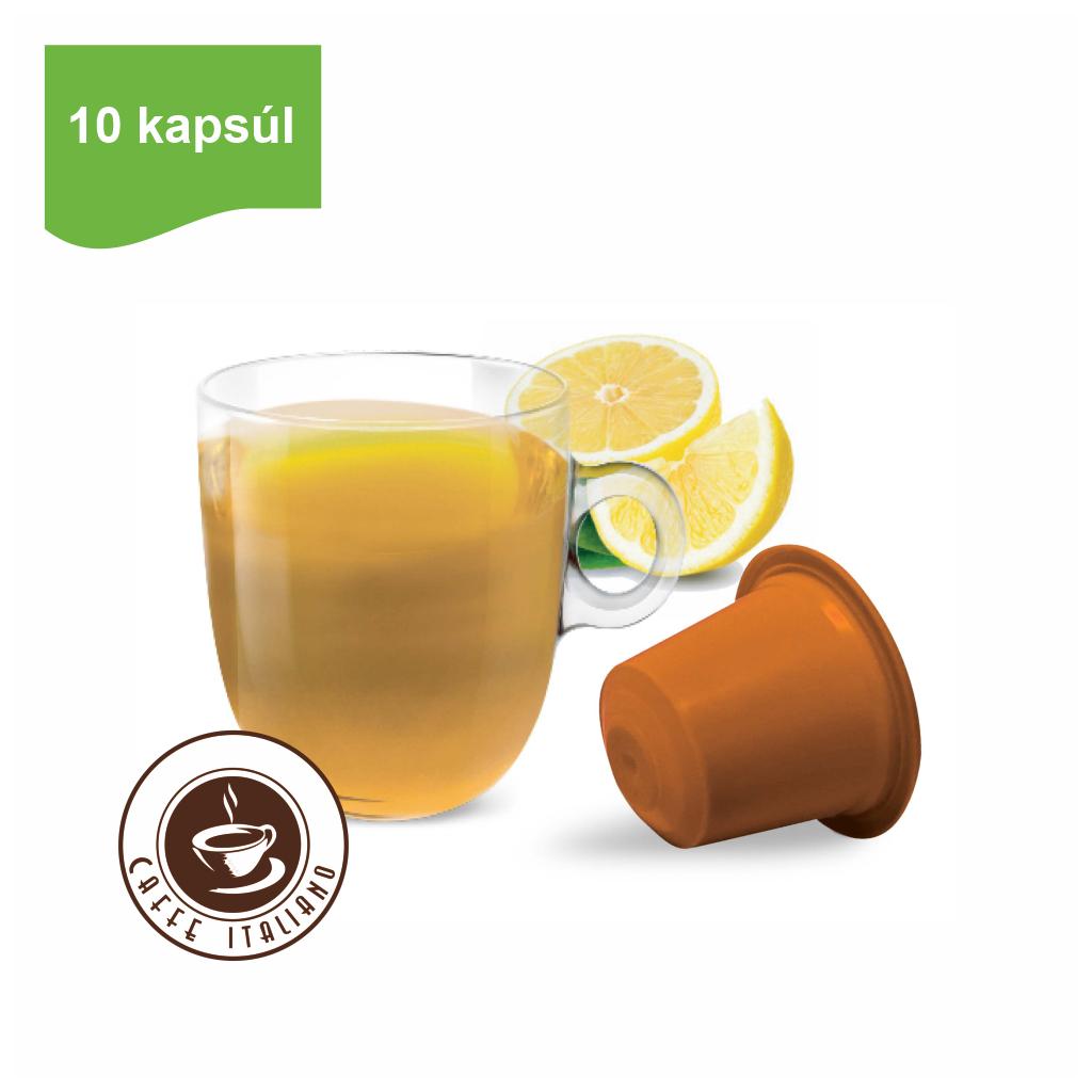 Kapsule Nespresso®Bonini Citrónový čaj 10ks